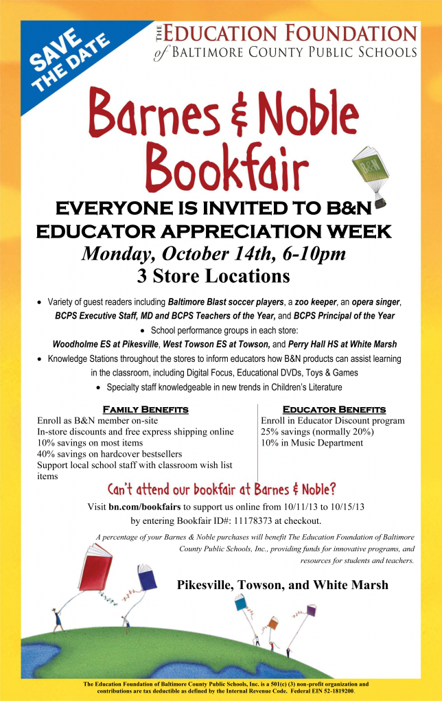 Standard-Bookfair-Flyer